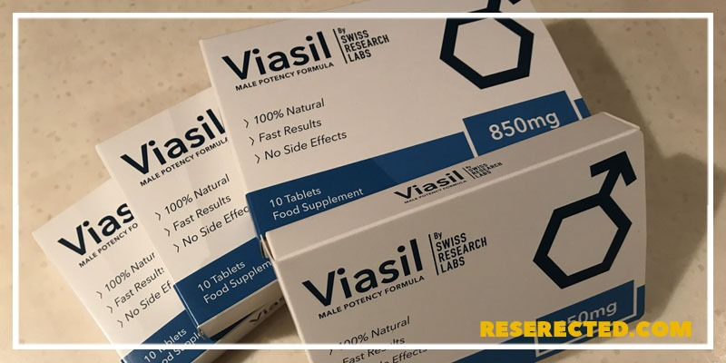Viasil Results